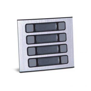 Módulo Externo 8 botões coletivo HDL