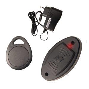 Kit Acionador de Fechadura Elétrica Pt-900