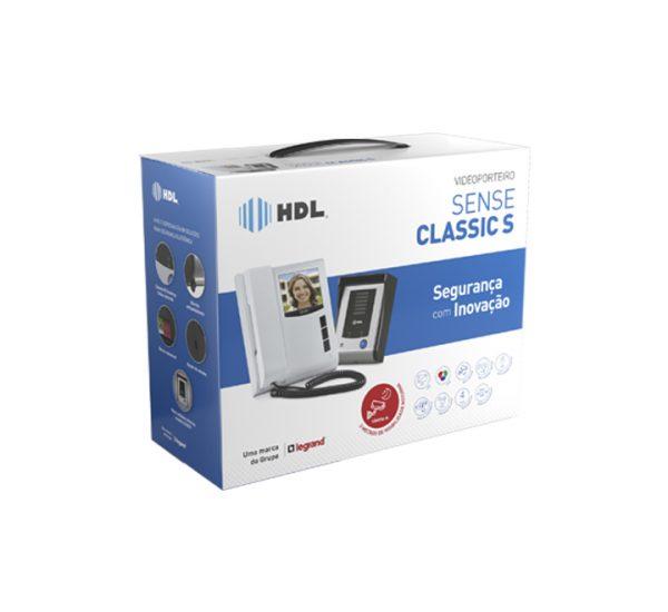 Video porteiro sense classic S HDL